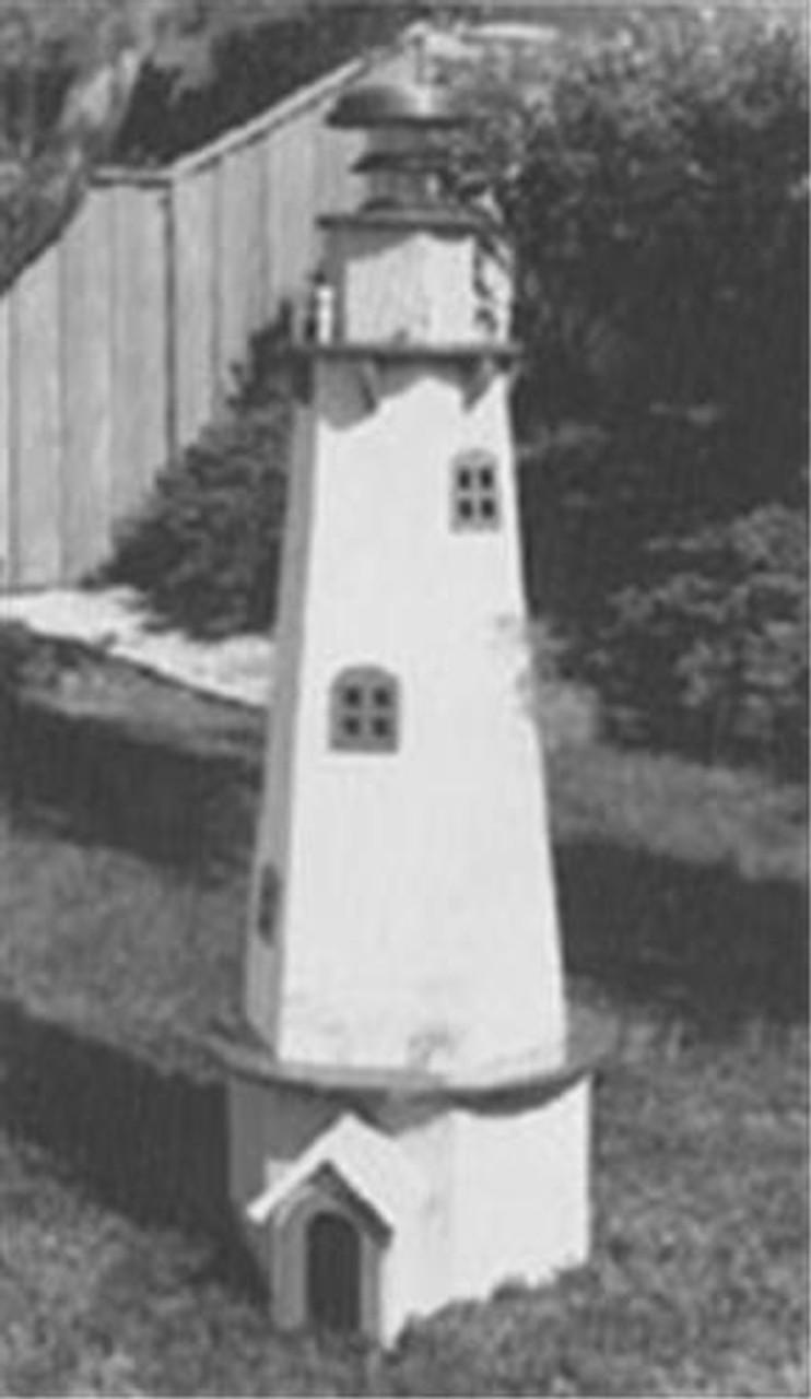 U-Bild Lighthouse Woodworking Plan