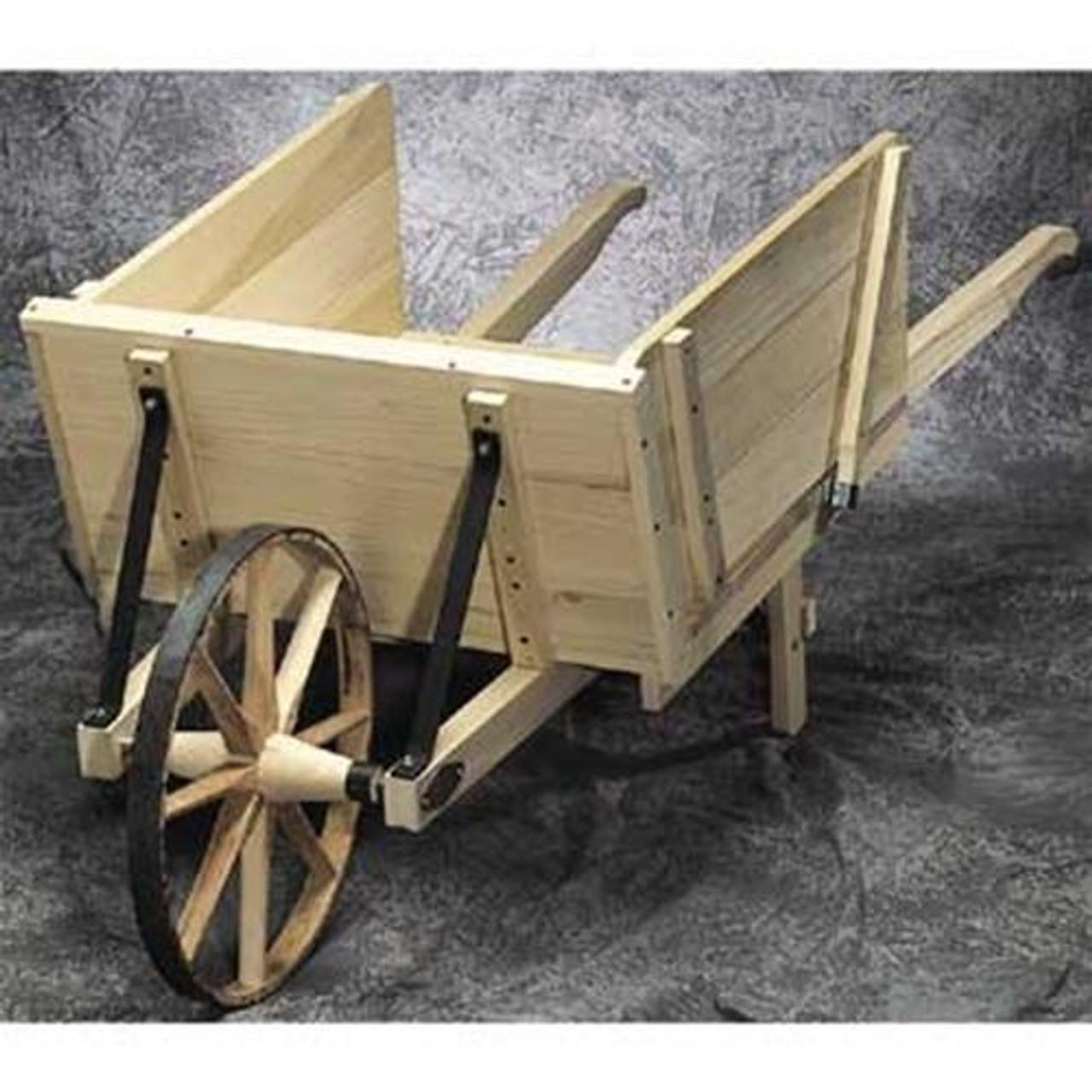 Cherry Tree Toys Garden Wheelbarrow Plan