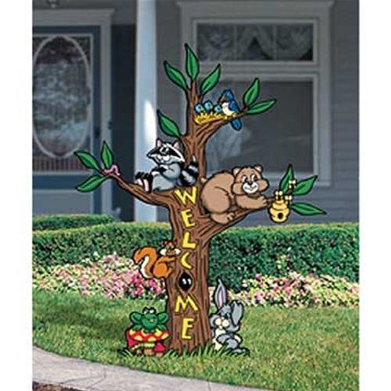 Sherwood Friendly Forest Totem Plan