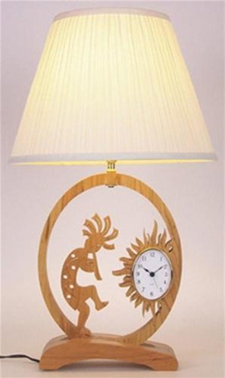 Wildwood Designs Kokopelli Lamp Plan