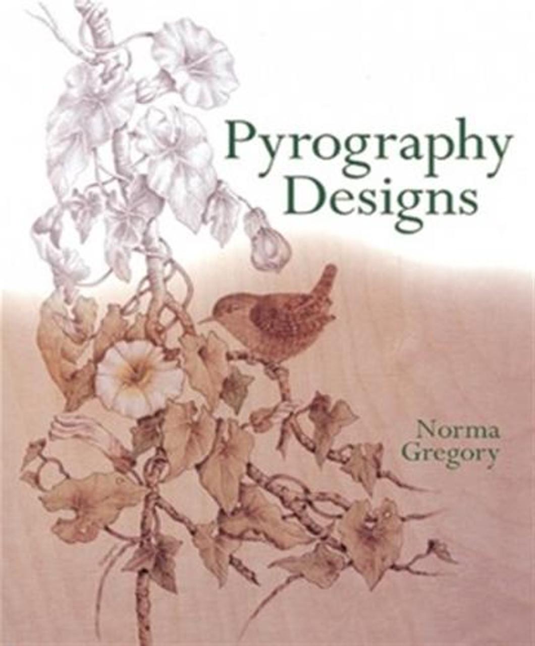 Fox Chapel Publishing Pyrography Designs