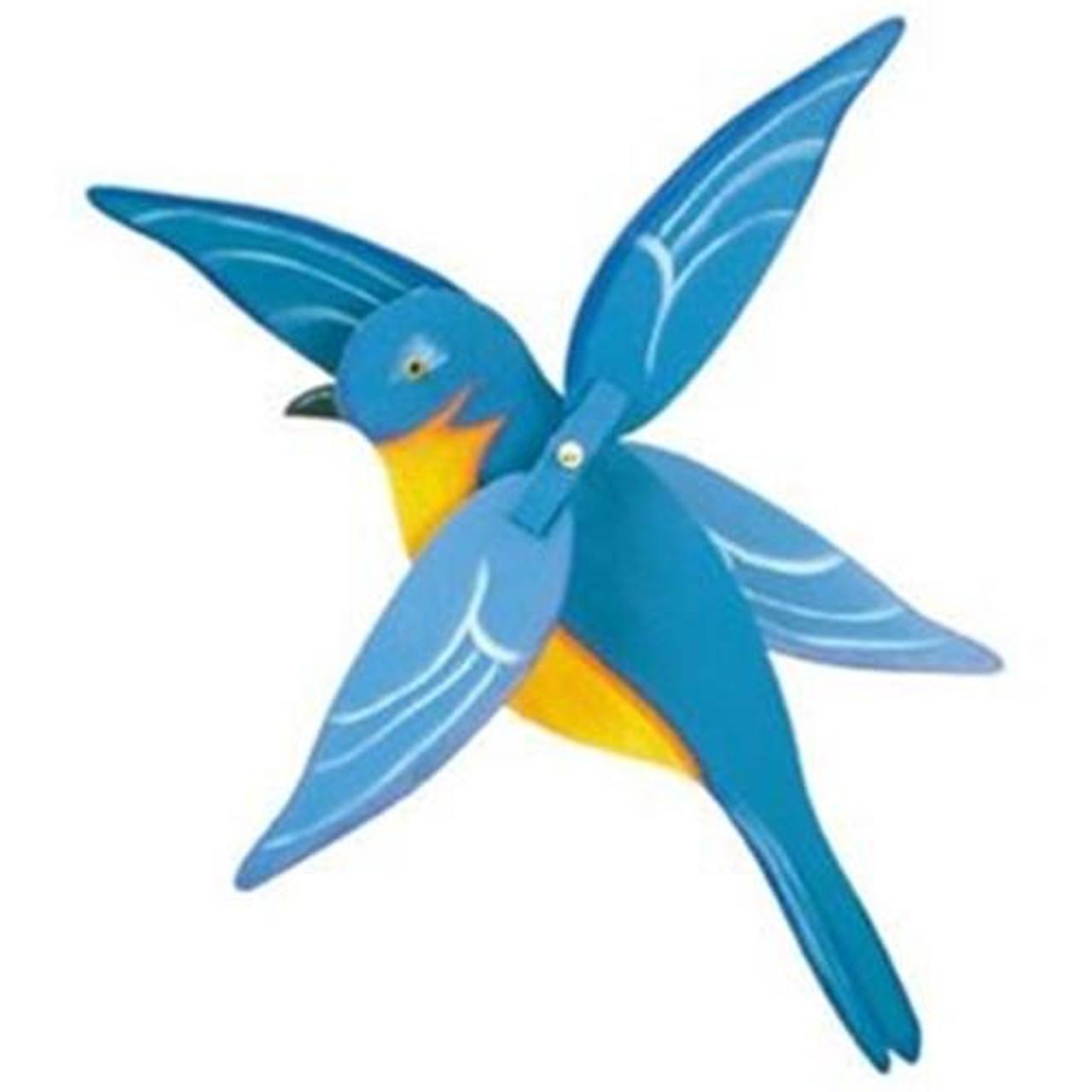 Cherry Tree Toys Bluebird Whirligig Plan