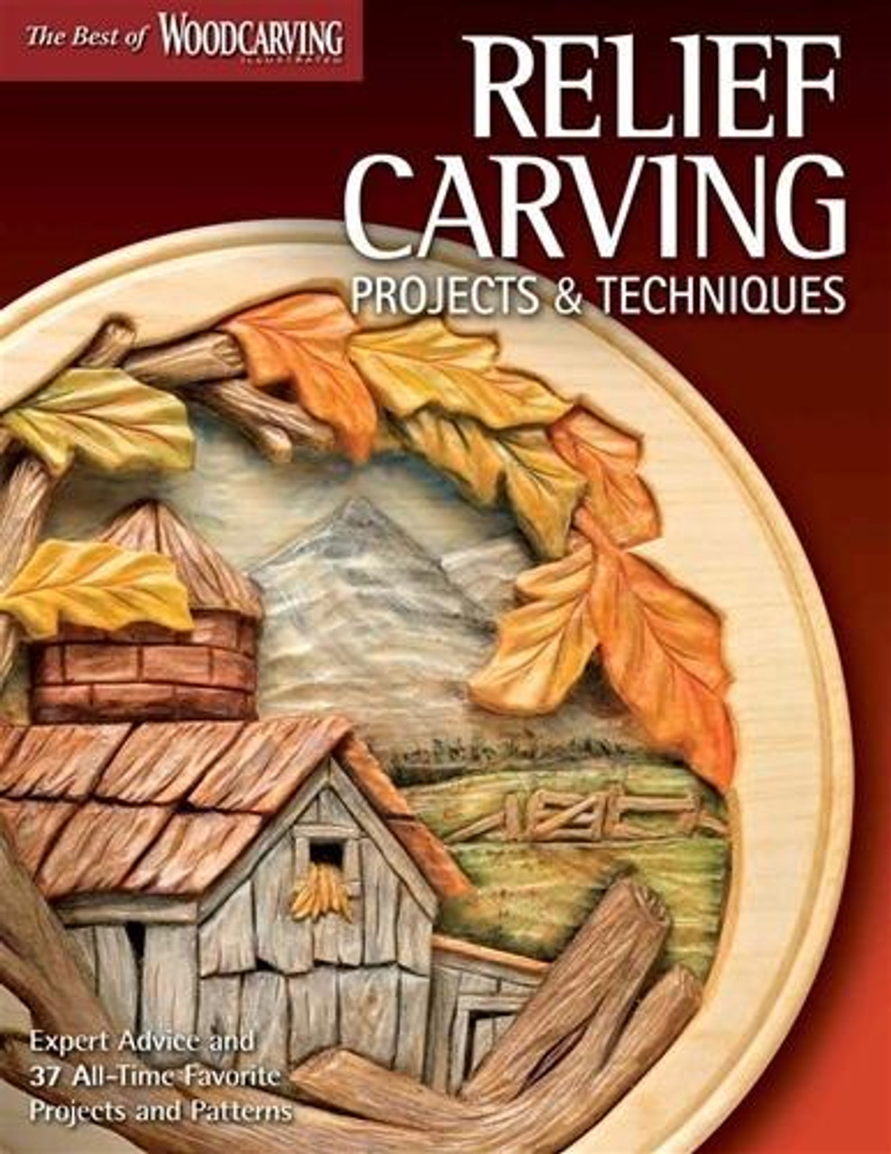 Fox Chapel Publishing Relief Carving Projects and Techniques