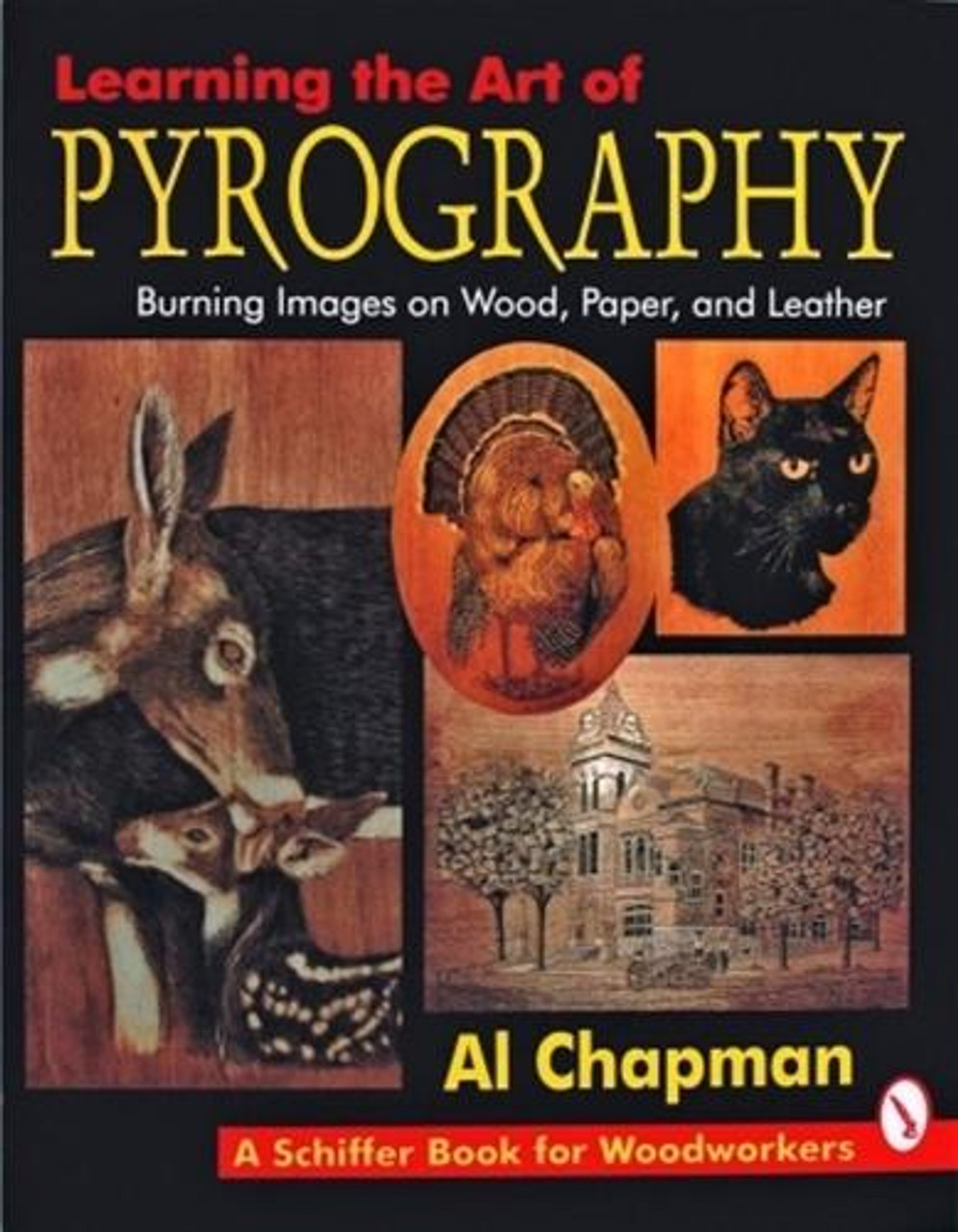 Schiffer Publishing Learning the Art of Pyrography