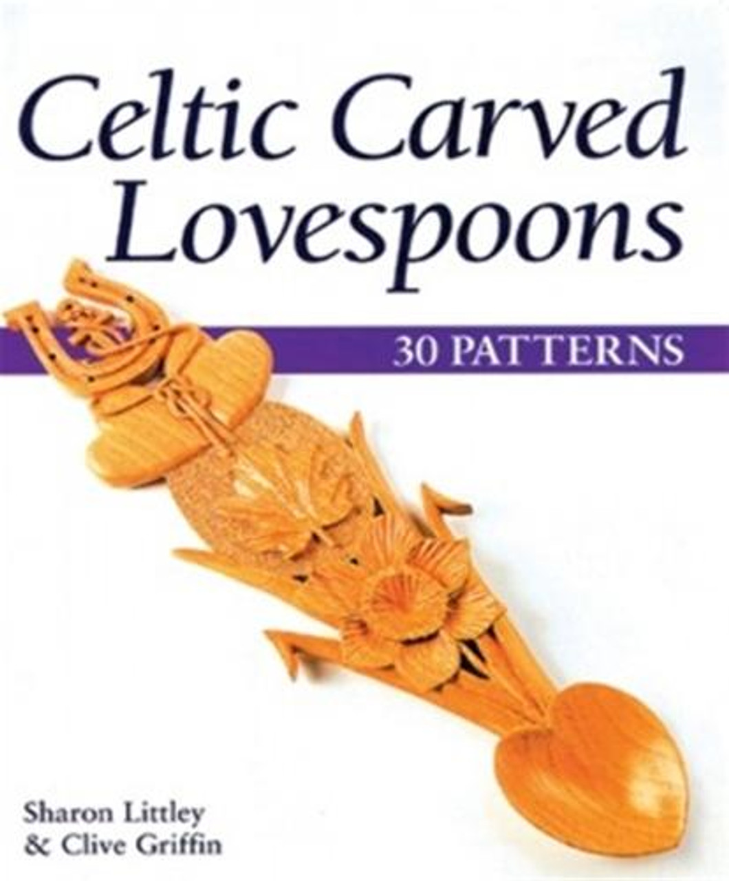 Fox Chapel Publishing Celtic Carved Lovespoons