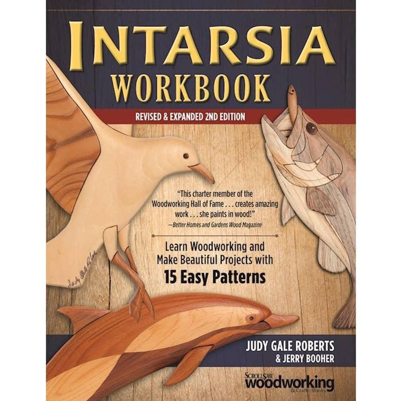 Fox Chapel Publishing Intarsia Workbook