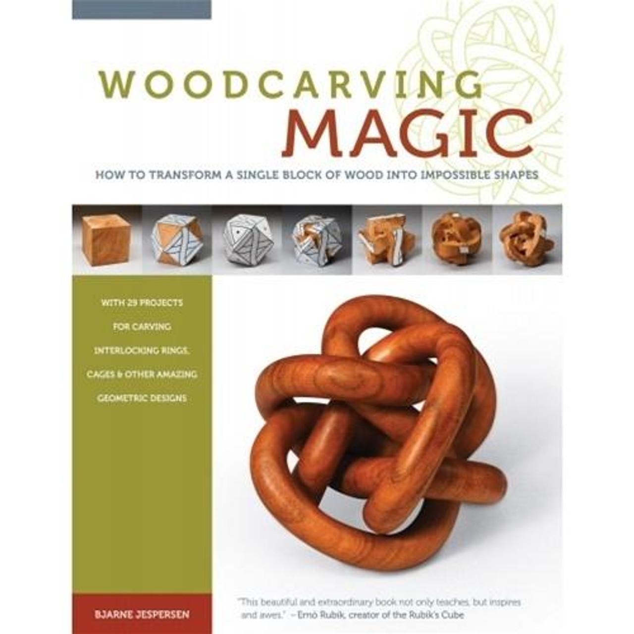 Fox Chapel Publishing Woodcarving Magic
