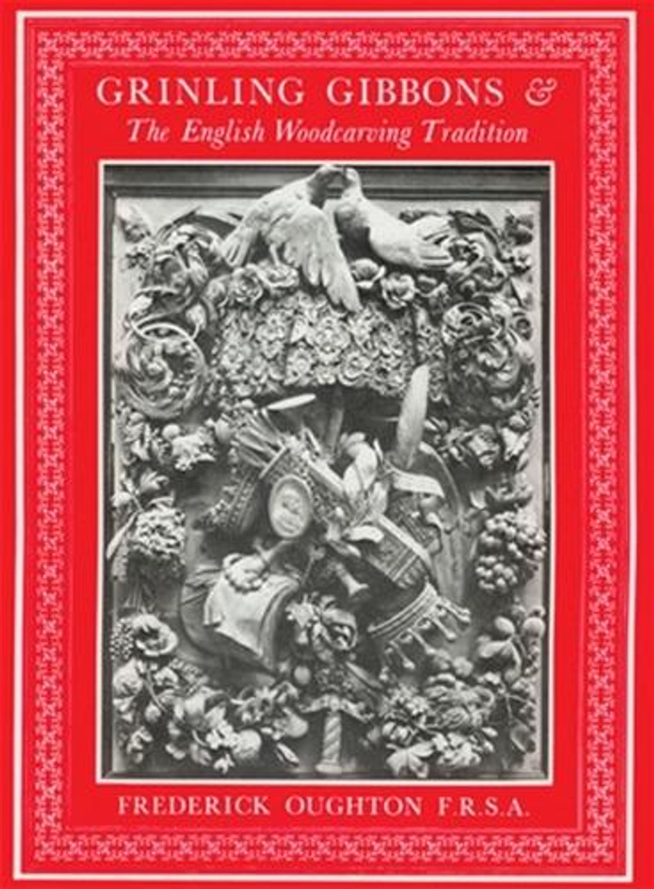Linden Publishng The English Woodcarving Tradition