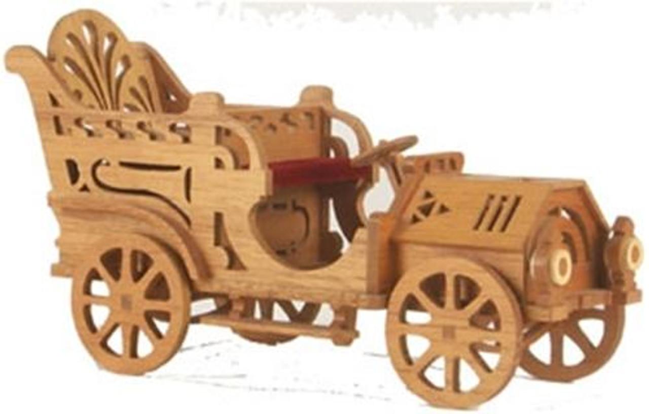 Wildwood Designs Grannys Truck Scroll Saw Plan