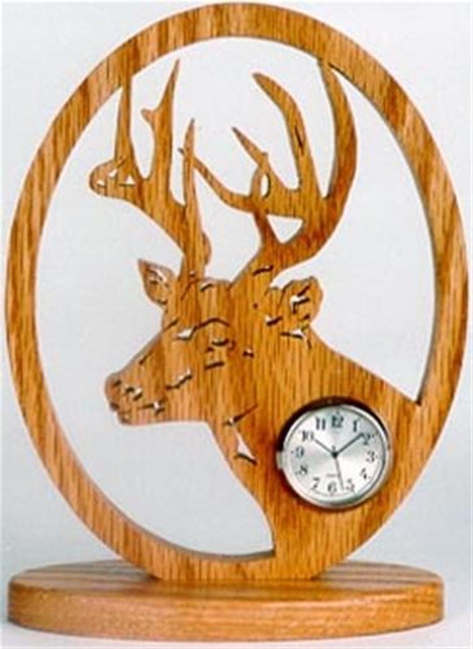 Wildwood Designs Trophy Buck Scroll Saw Plan