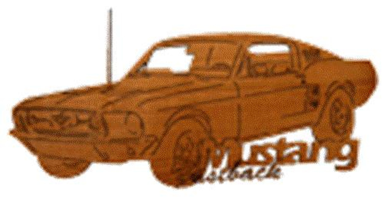 Wildwood Designs Mustang Muscle Car Plan