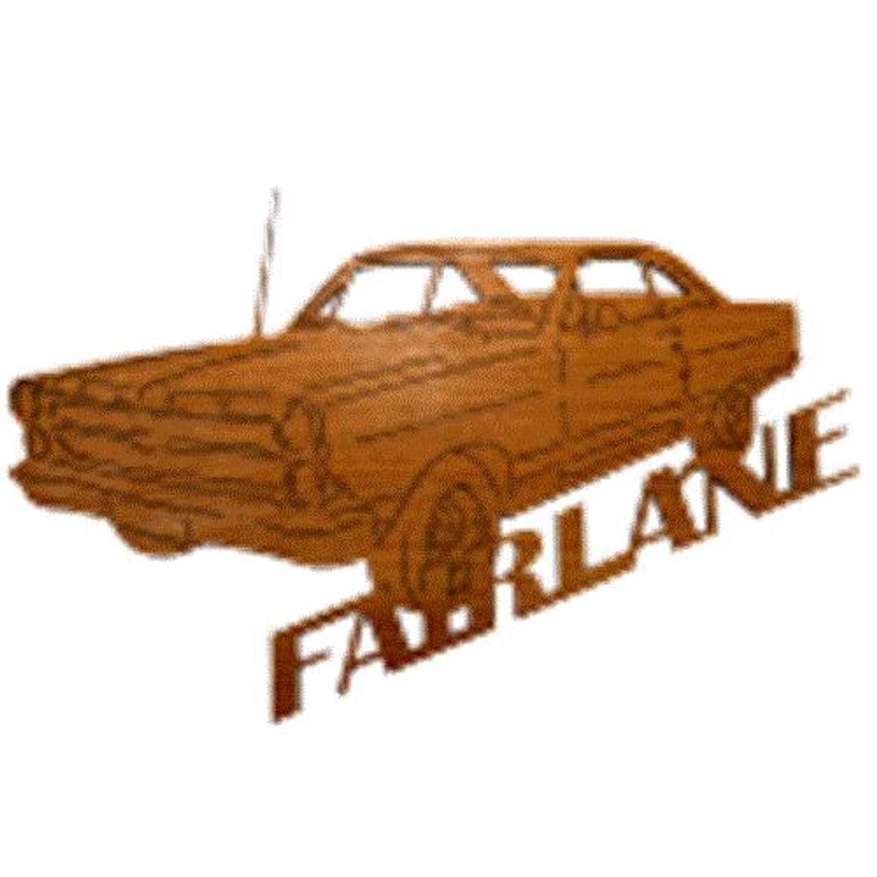 Wildwood Designs Fairlane Muscle Car Plan
