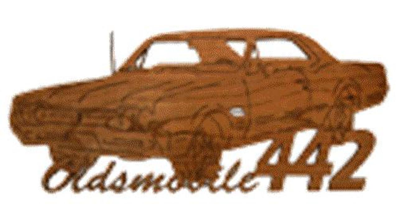 Wildwood Designs Oldsmobile 442 Muscle Car Plan