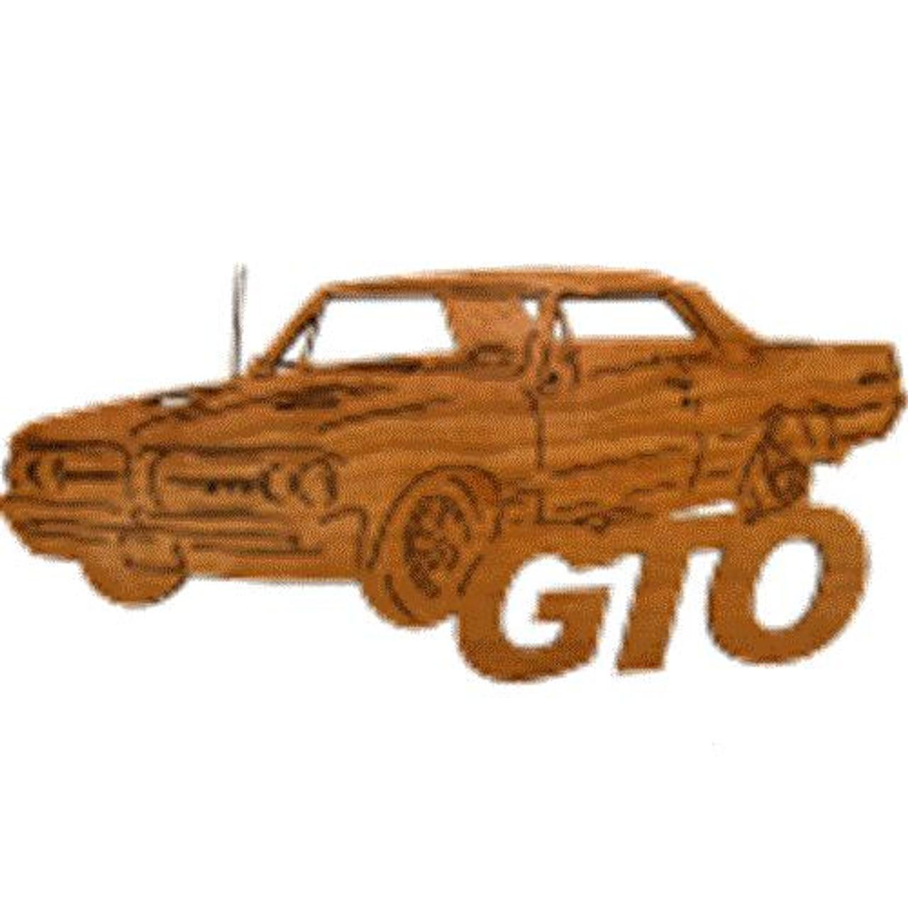 Wildwood Designs GTO Muscle Car Plan