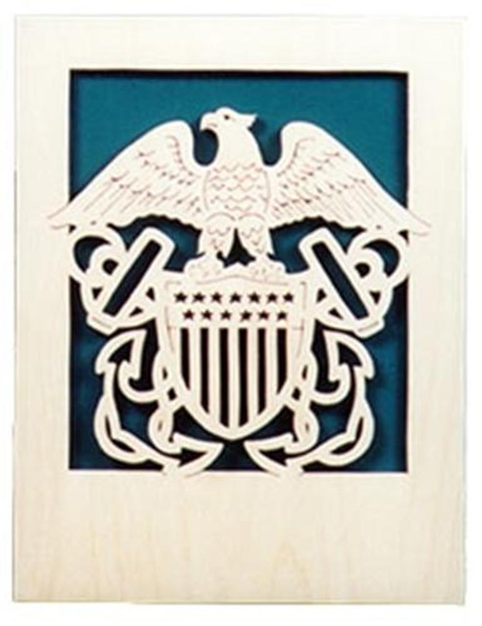 Wildwood Designs Navy Emblem Plan