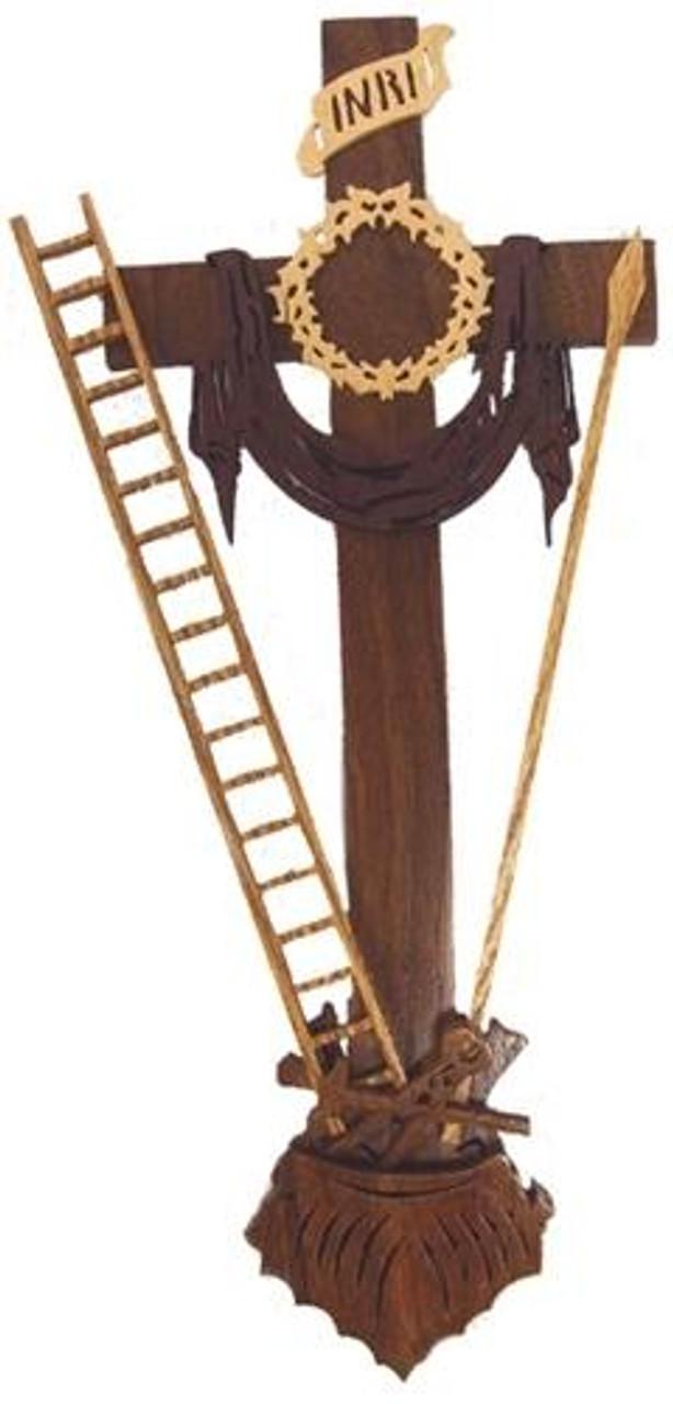 Wildwood Designs Crucifix Scroll Saw Plan