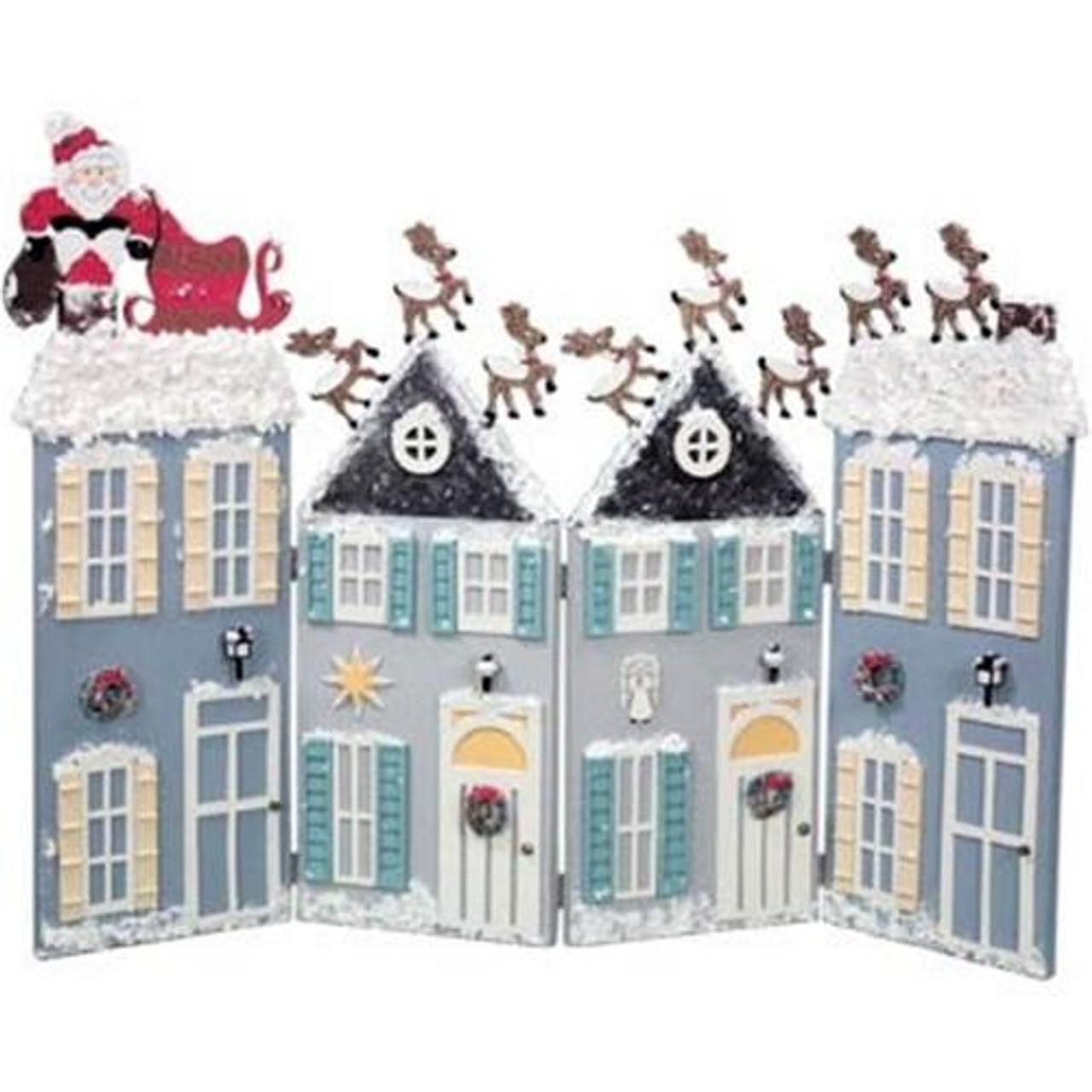 Cherry Tree Toys Here Comes Santa Screen Plan