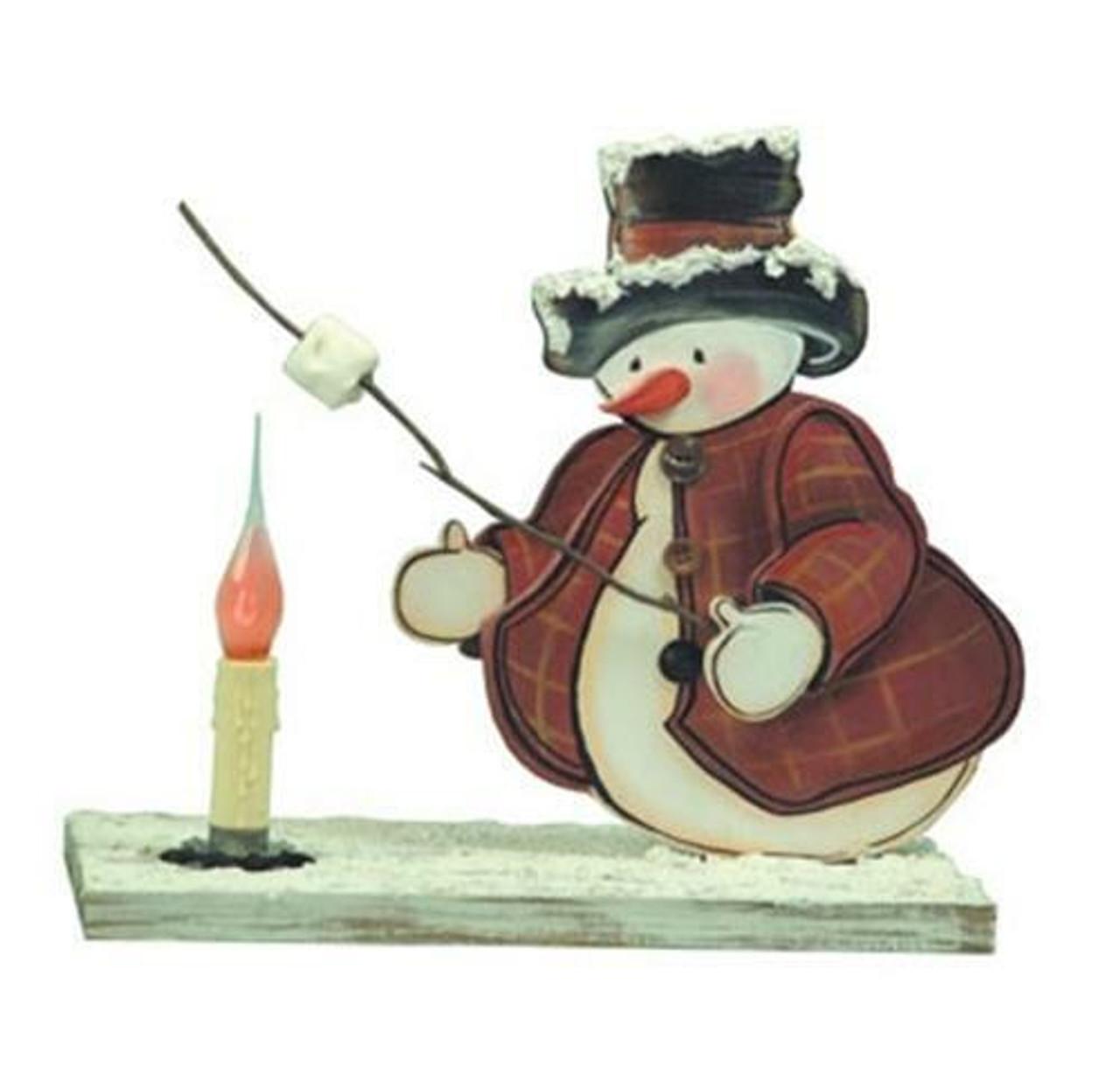 Cherry Tree Toys Snowman Snack Pack Plan