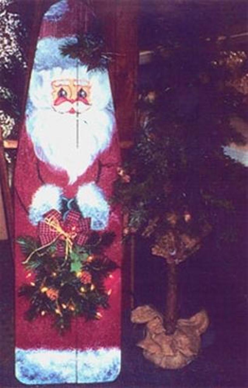 Cherry Tree Toys Ironing Board Santa