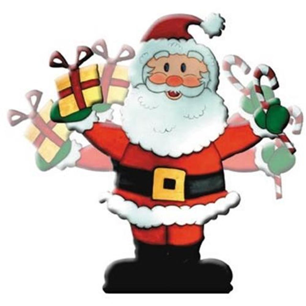 Cherry Tree Toys Rockin Santa Plan