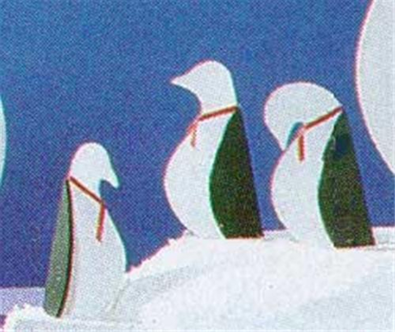 Wood Magazine Parade of Penguins Plan