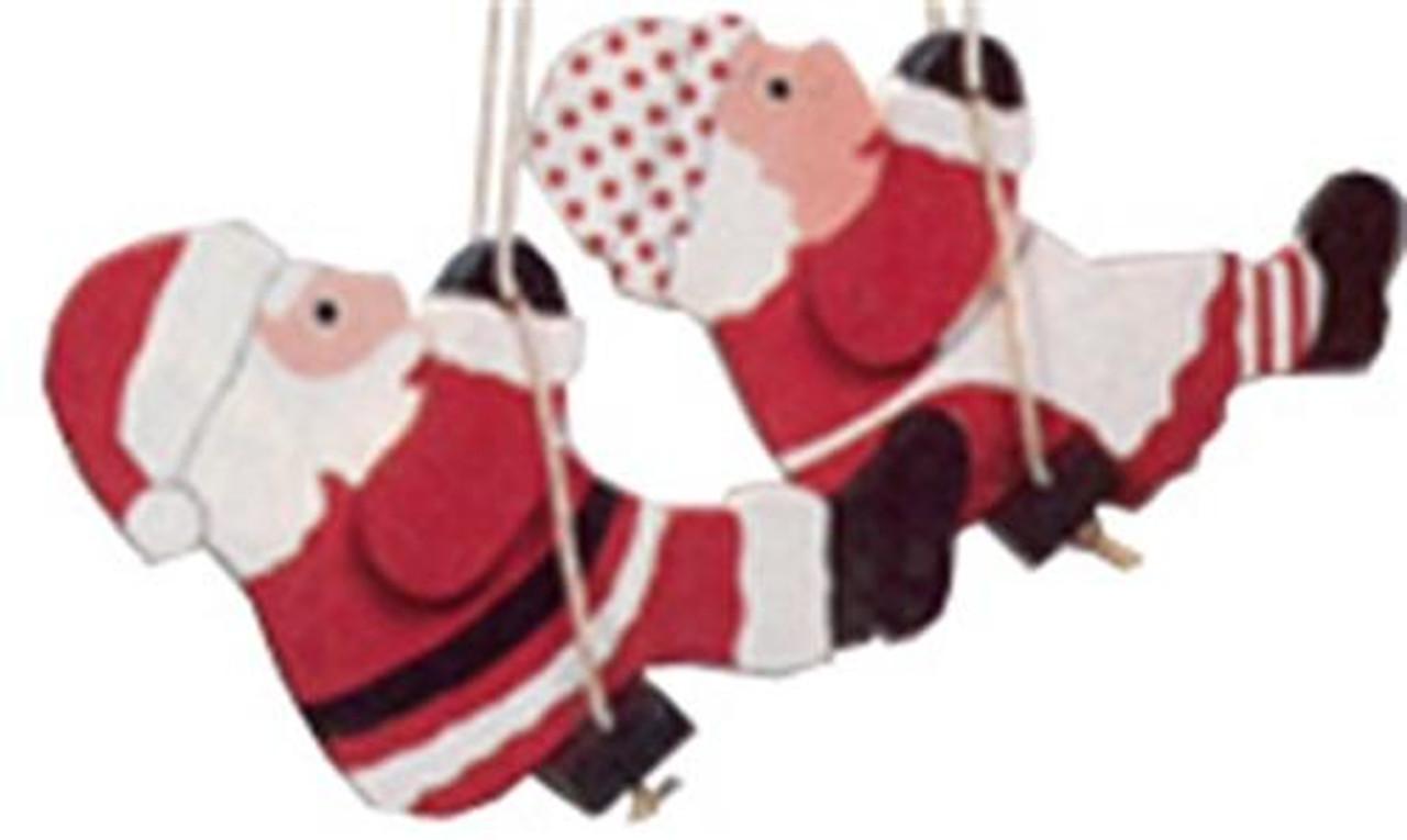 Cherry Tree Toys Santa Swingers Plan