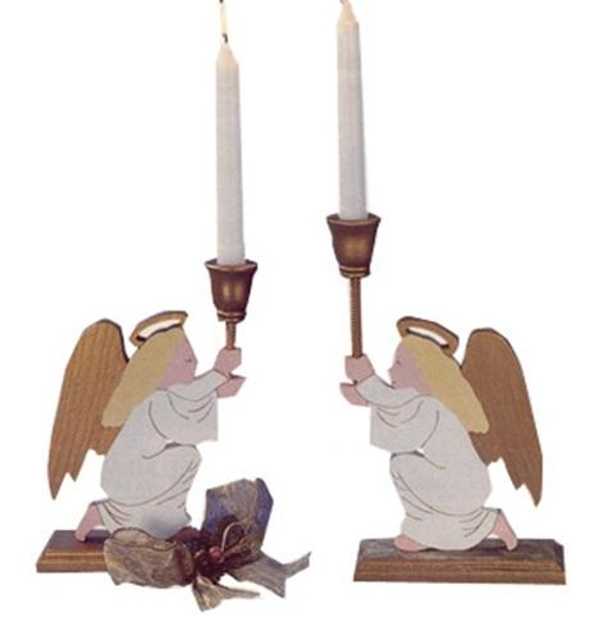 Cherry Tree Toys Angel Candleholder Plan