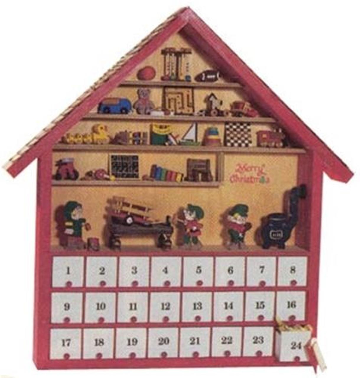 Cherry Tree Toys Advent Calendar Toy Shop