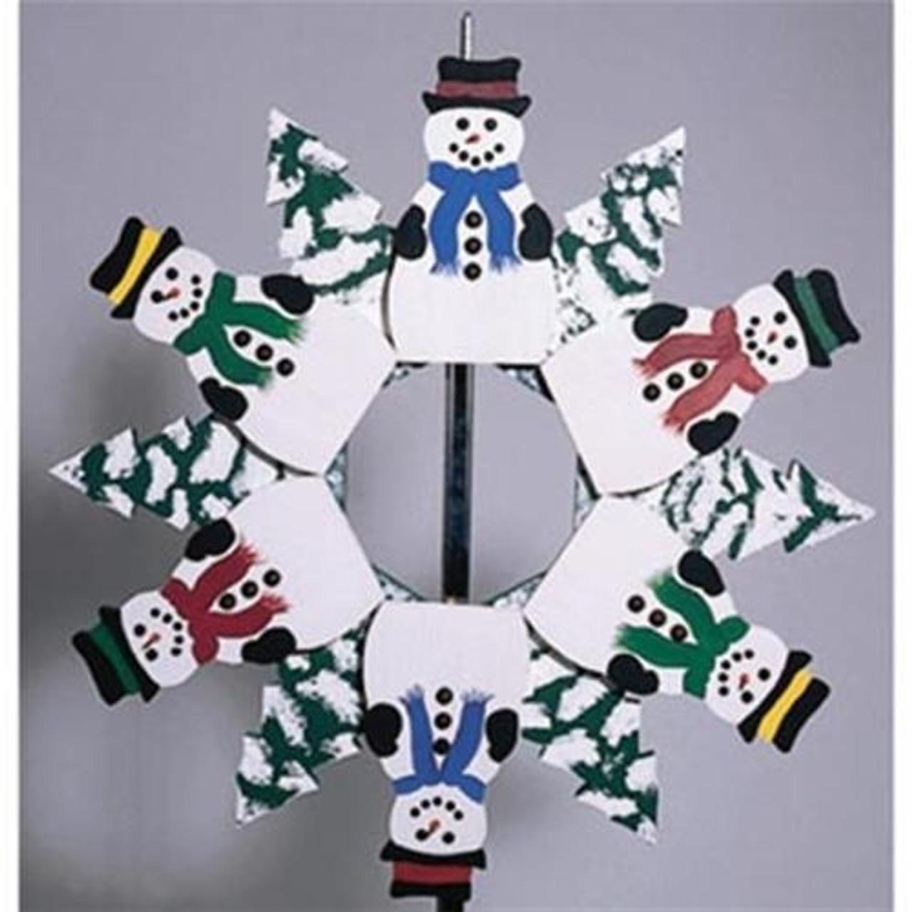 Cherry Tree Toys Snowman Candy Plan