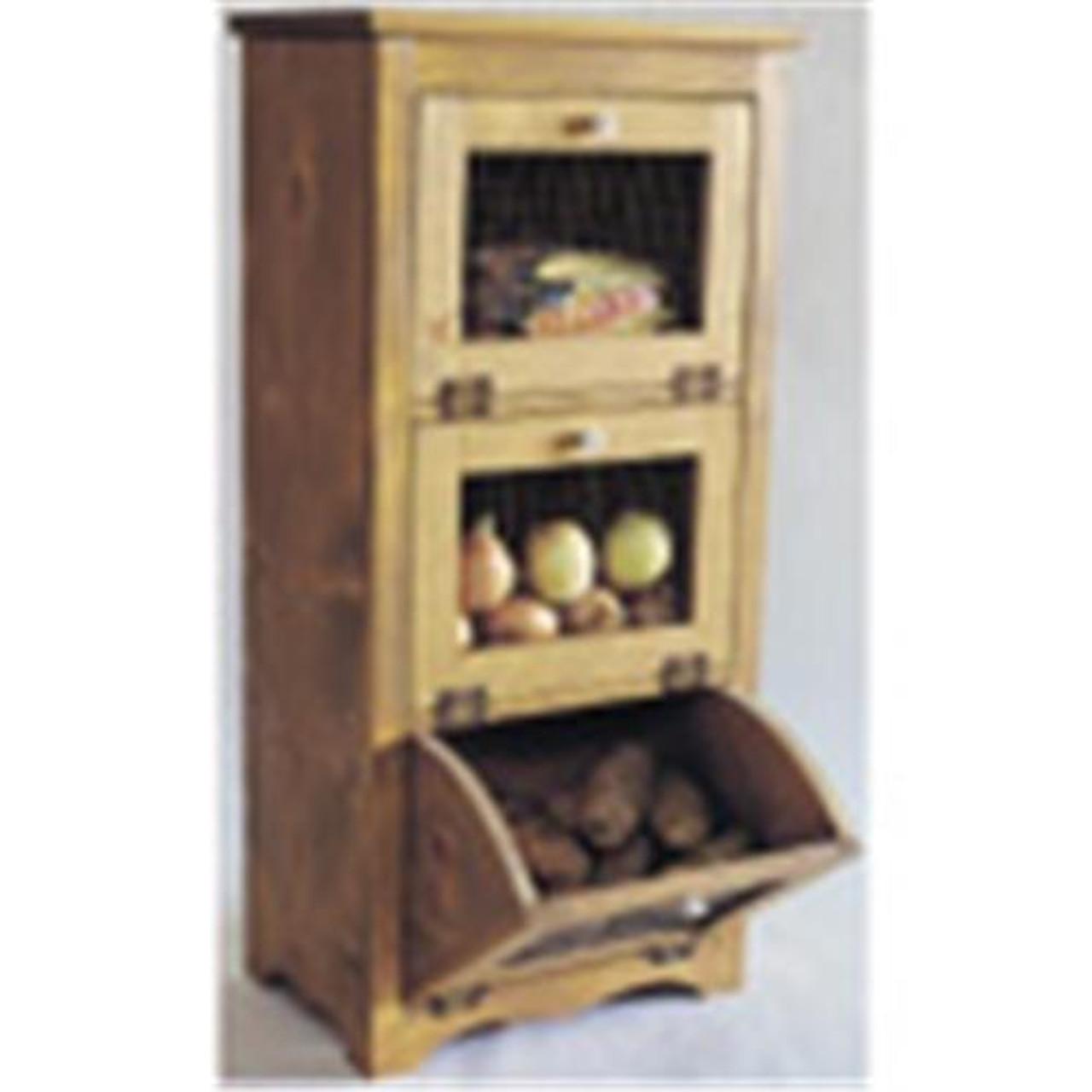 U-Bild Storage Cabinet Plan
