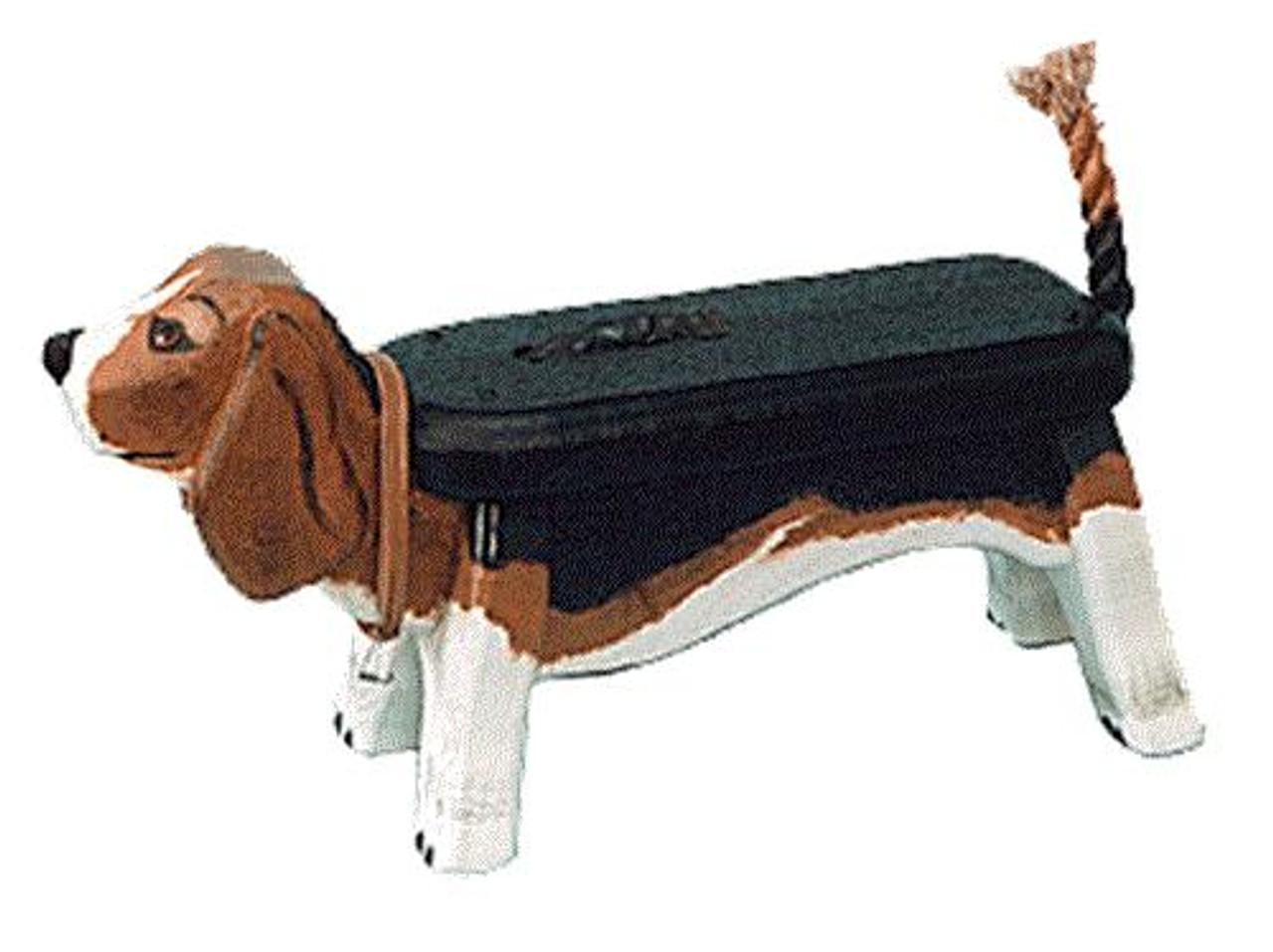 Cherry Tree Toys Woodendiptiy Kitchin K-9 Beagle Footstool Plan