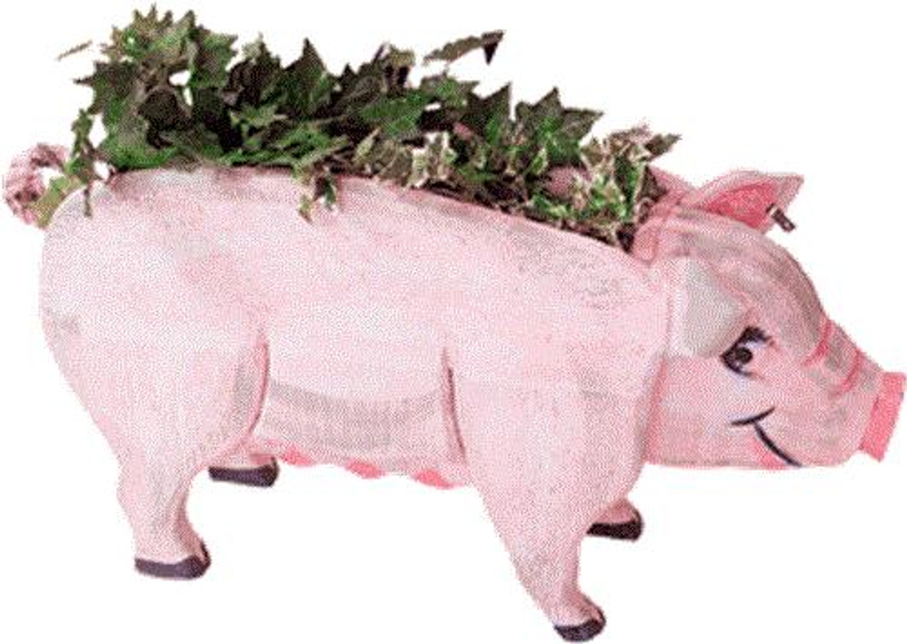Cherry Tree Toys Woodendipity Pig Pen Planter Plan