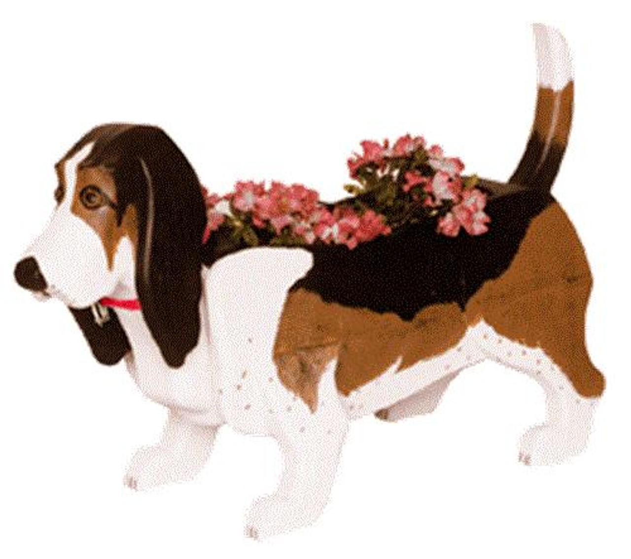 Cherry Tree Toys Woodendipity Doggone Flower Planter Plan