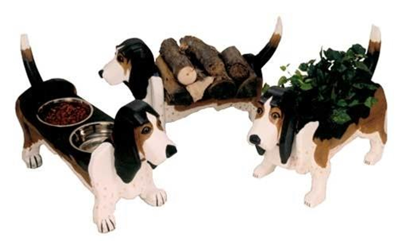 Cherry Tree Toys Woodendipity Log Dog Plan