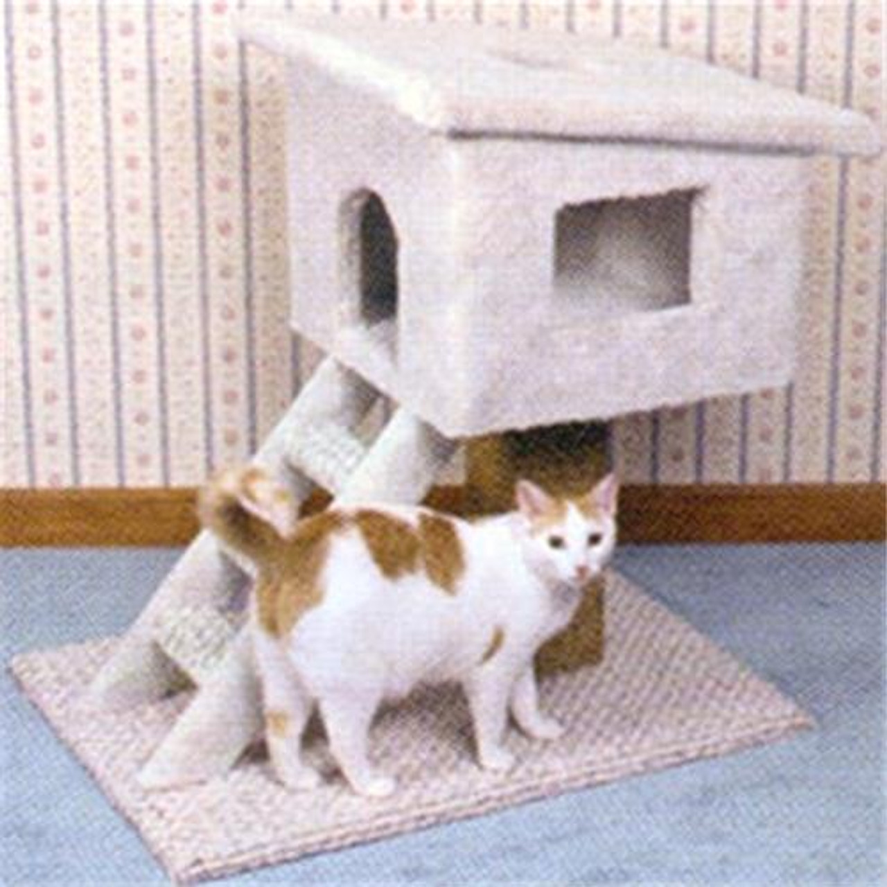 Winfield Collection Cat Tree House Plan.