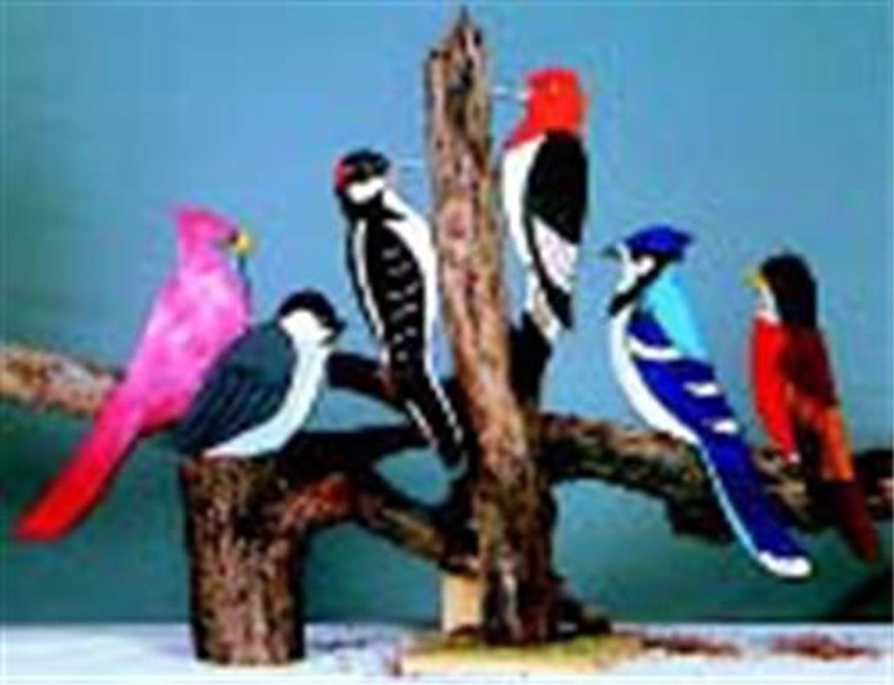 Wildwood Designs Yard Birds Plan