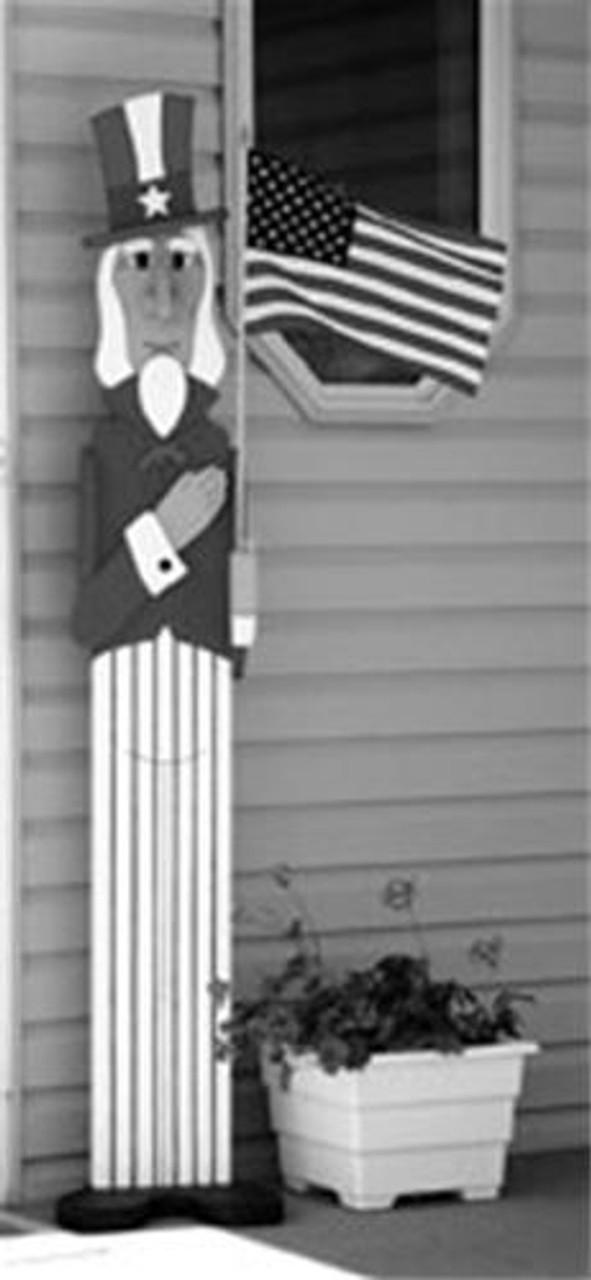 Meisel Porch Uncle Sam Plan