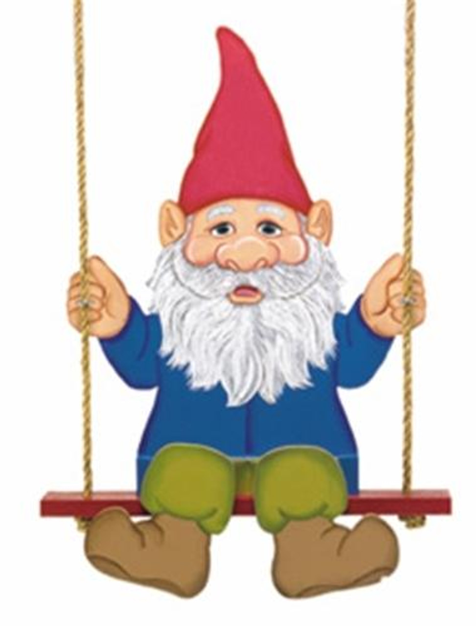 Winfield Collection Gnome Swinger Woodworking Plan