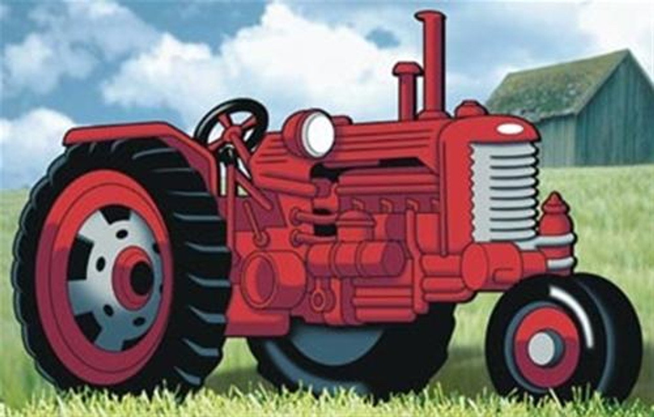 Winfield Collection Tractor Power Plan