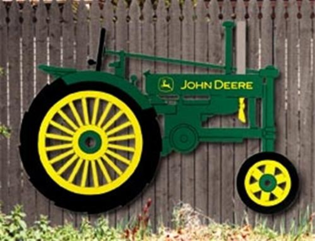 Winfield Collection Side View Tractor Plan
