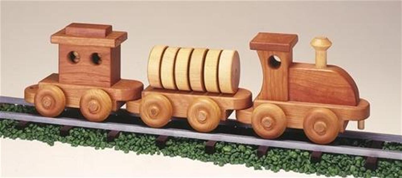 Cherry Tree Toys Small Train Plan
