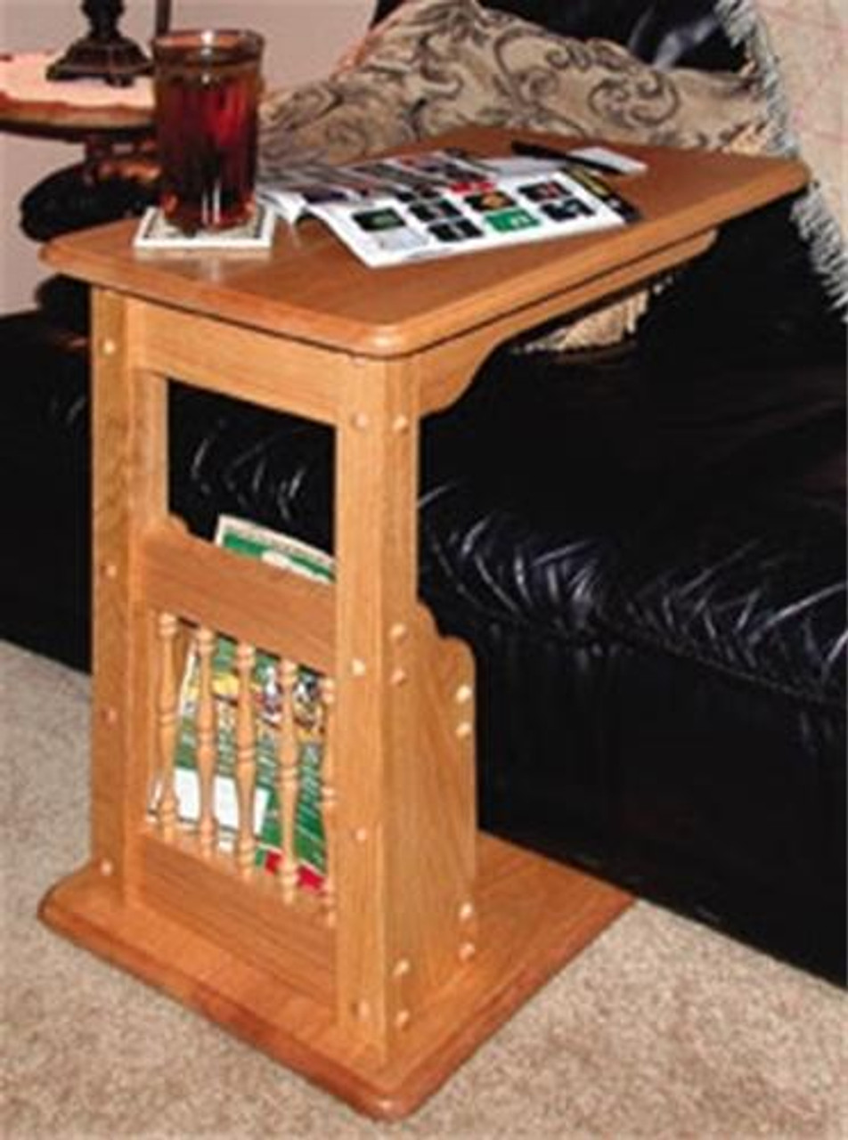 Winfield Collection Sliding Sofa Table Woodworking Plan is ideal for any woodworker.