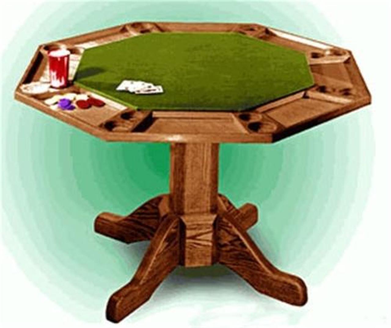 Cherry Tree Toys Poker of Game Table Plan
