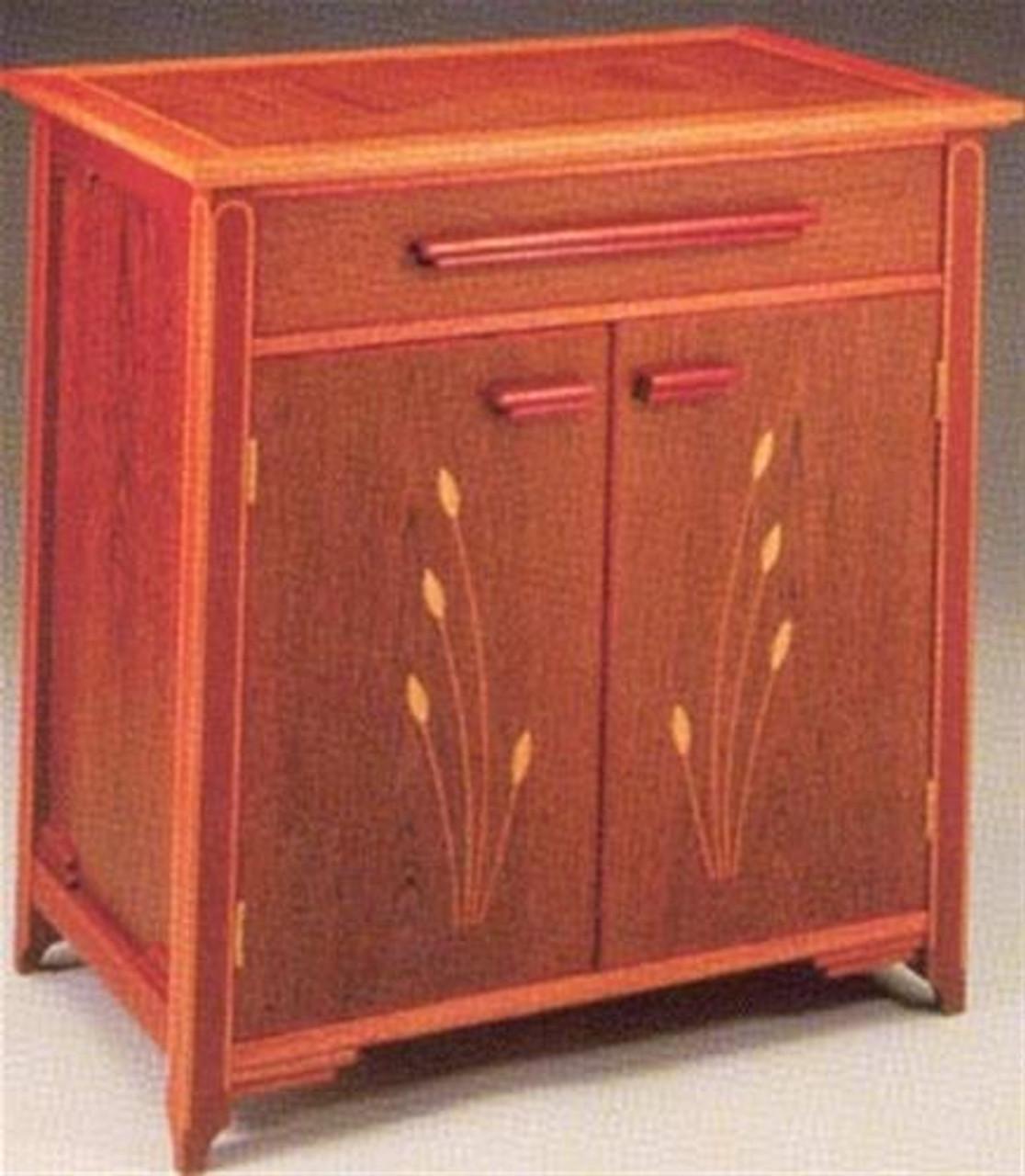 American Furniture Wine Rack Cabinet Plan