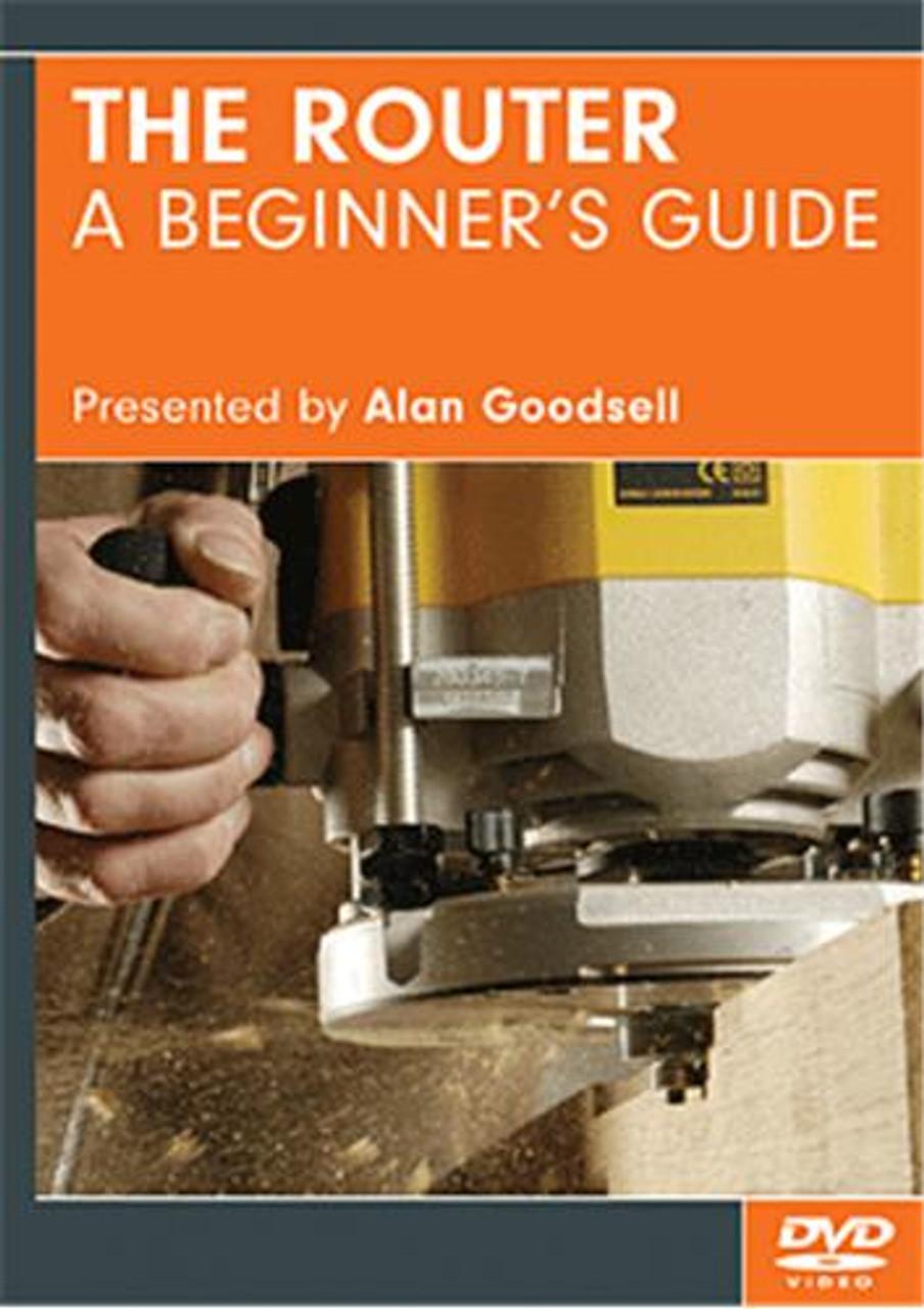Fox Chapel Publishing Router A Beginners Guide DVD
