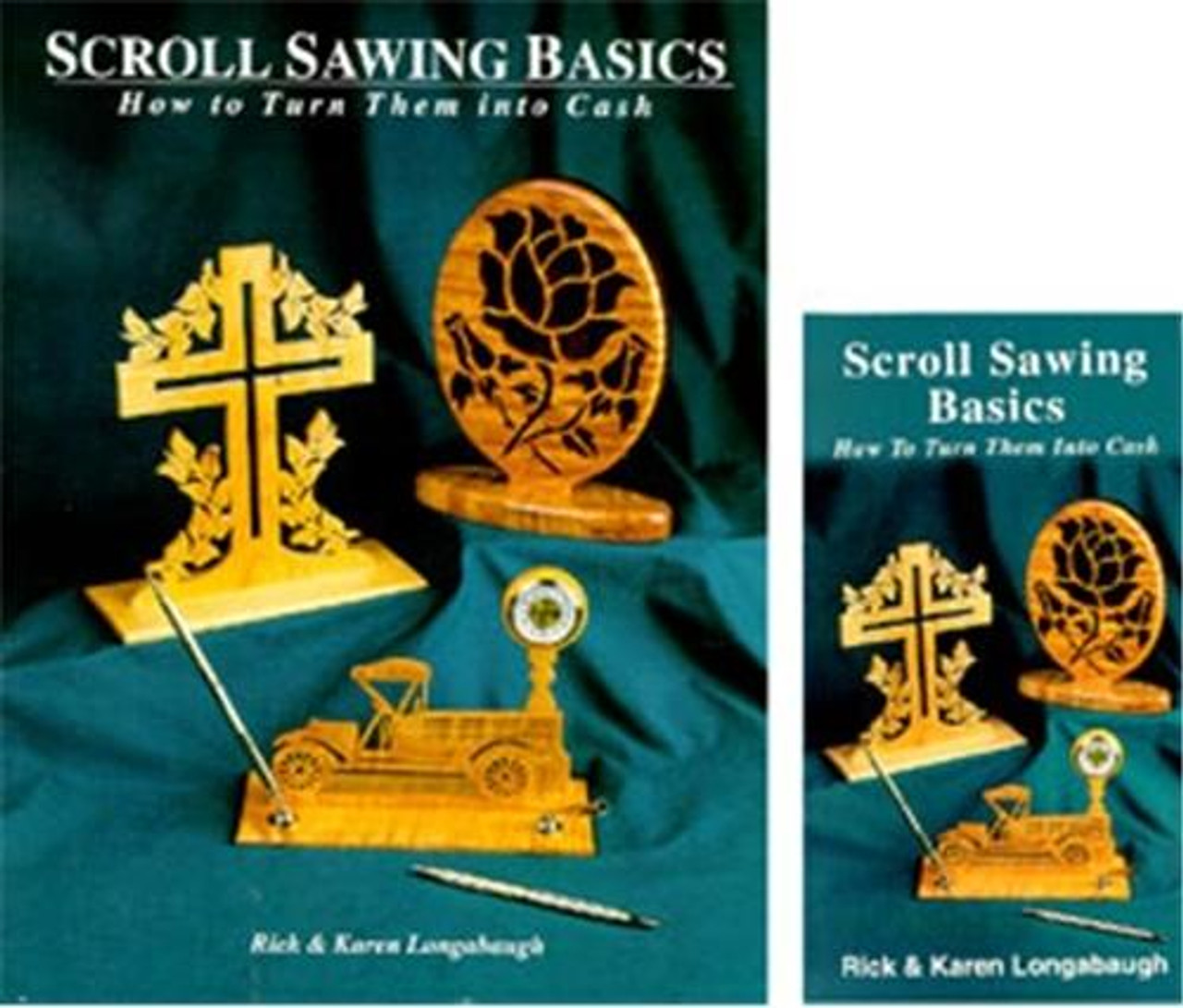 Scroll Sawing Basics Book
