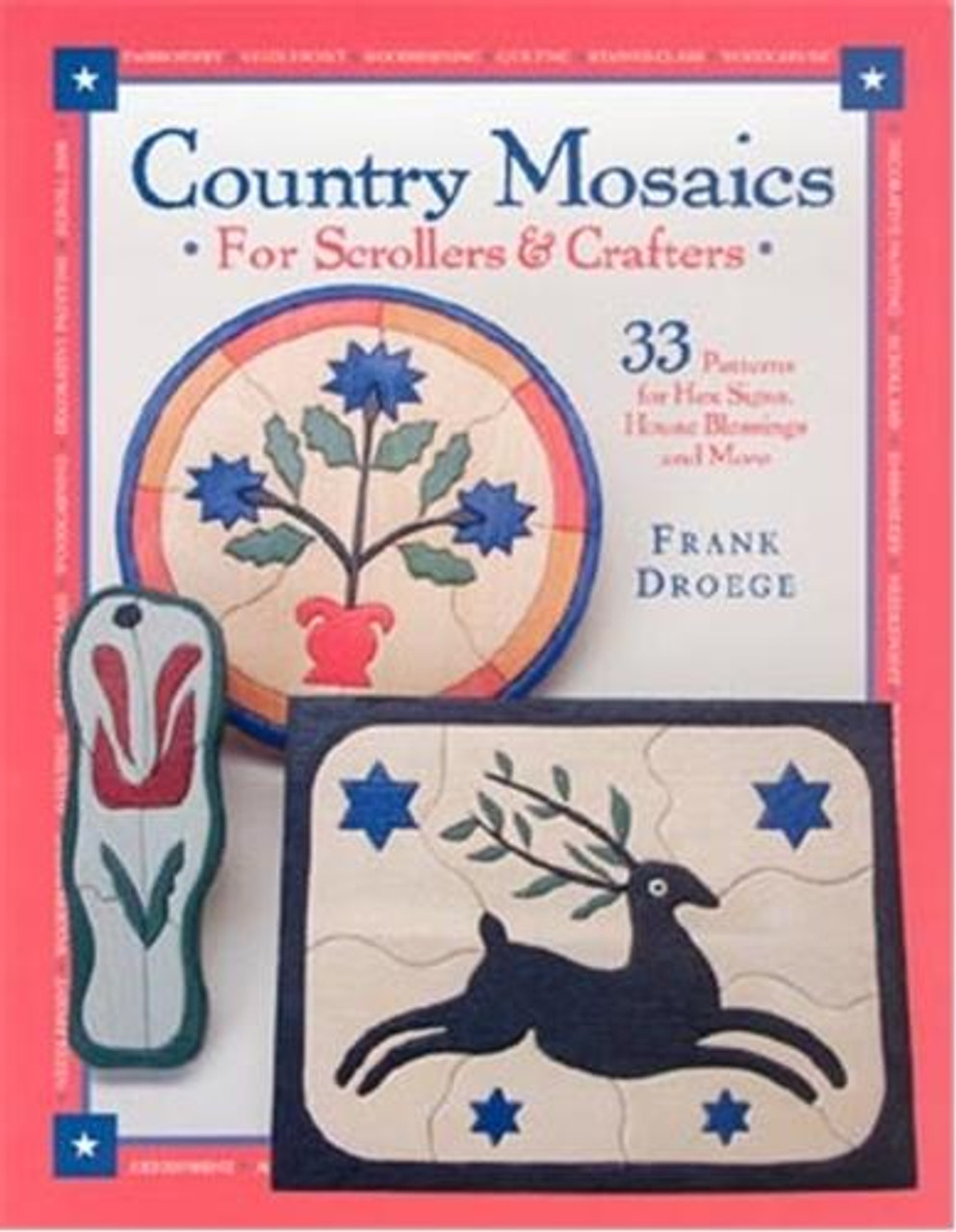 Fox Chapel Publishing Country Mosaics