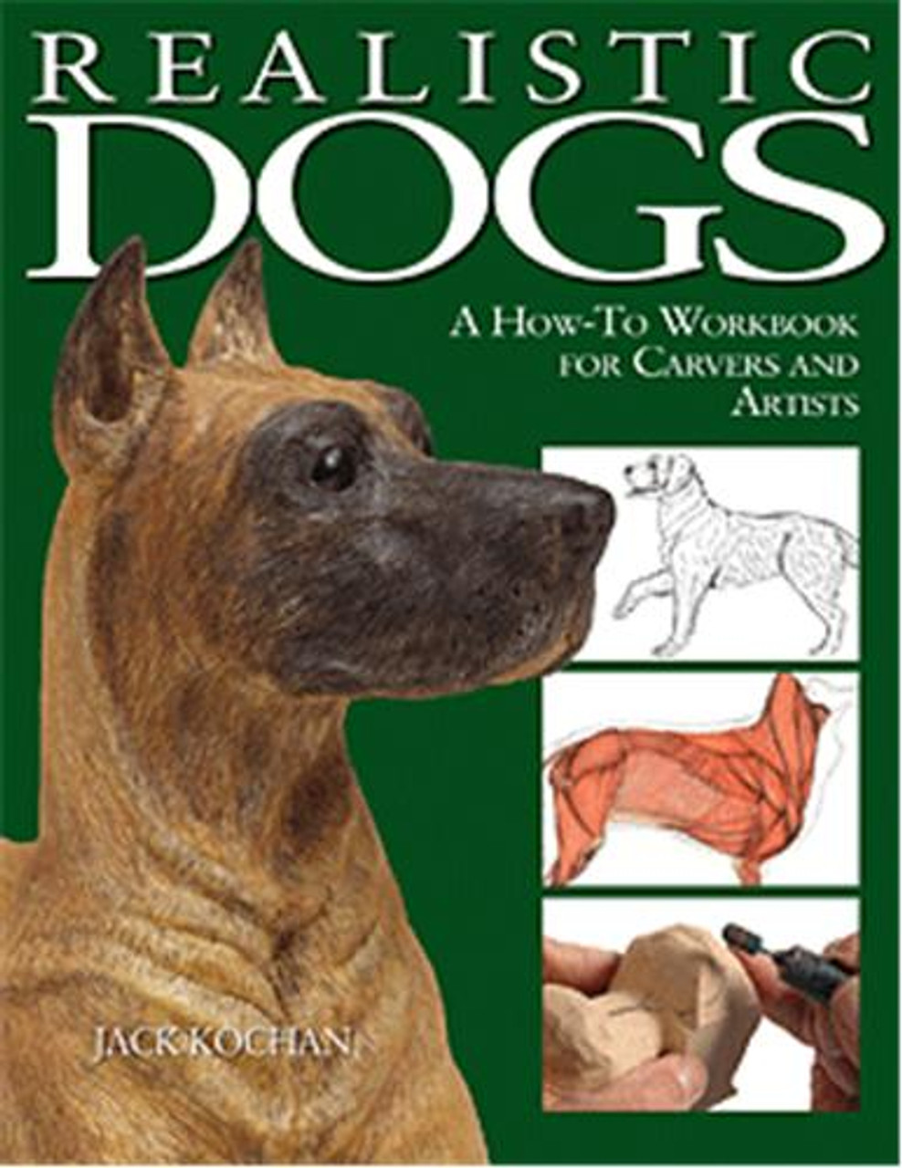 Fox Chapel Publishing Realistic Dogs