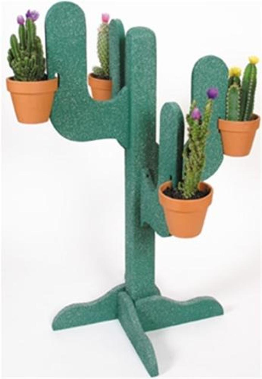 Cherry Tree Toys Cactus Plant Holder Plan