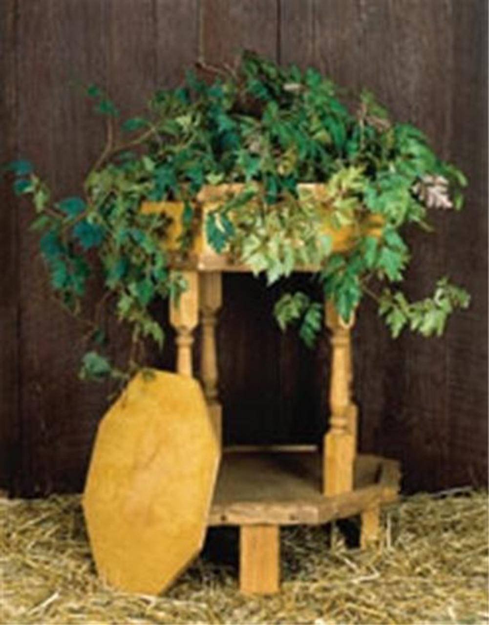 Cherry Tree Toys Octagon Planter Plan